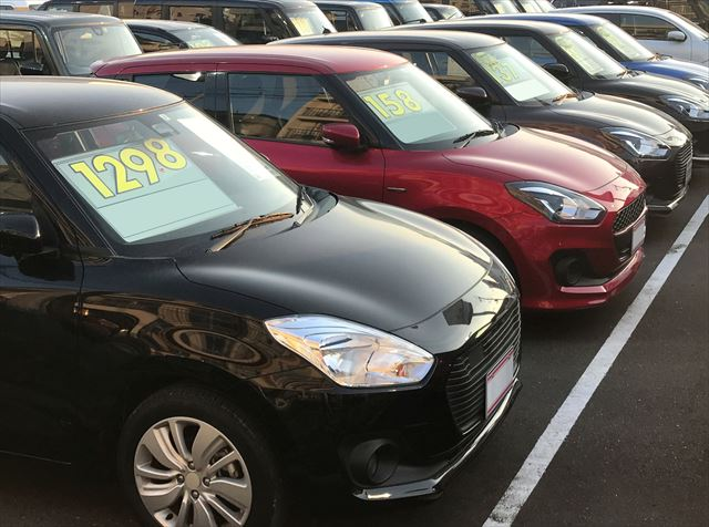 中古車を買うなら、このポイントに注目!失敗しない中古車の選び方とは?